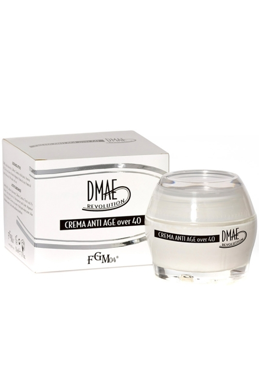 Crema Anti Age Over 40 Unisex 50 ml