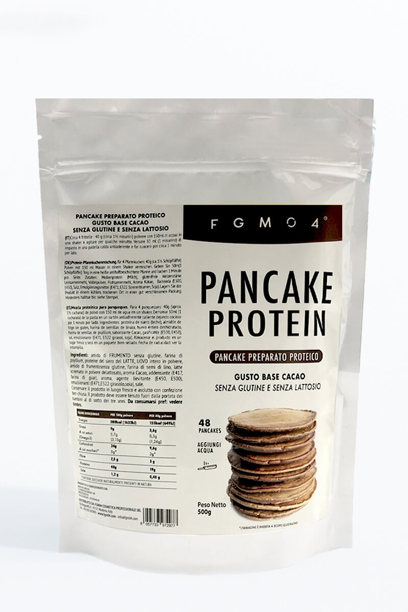 Pancake Protein Cacao